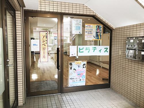 福岡南教室「外観」